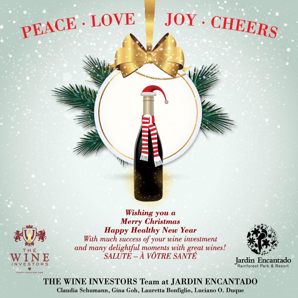 HAPPY HEALTHY PROSPEROUS NEW YEAR | The Wine Investors
